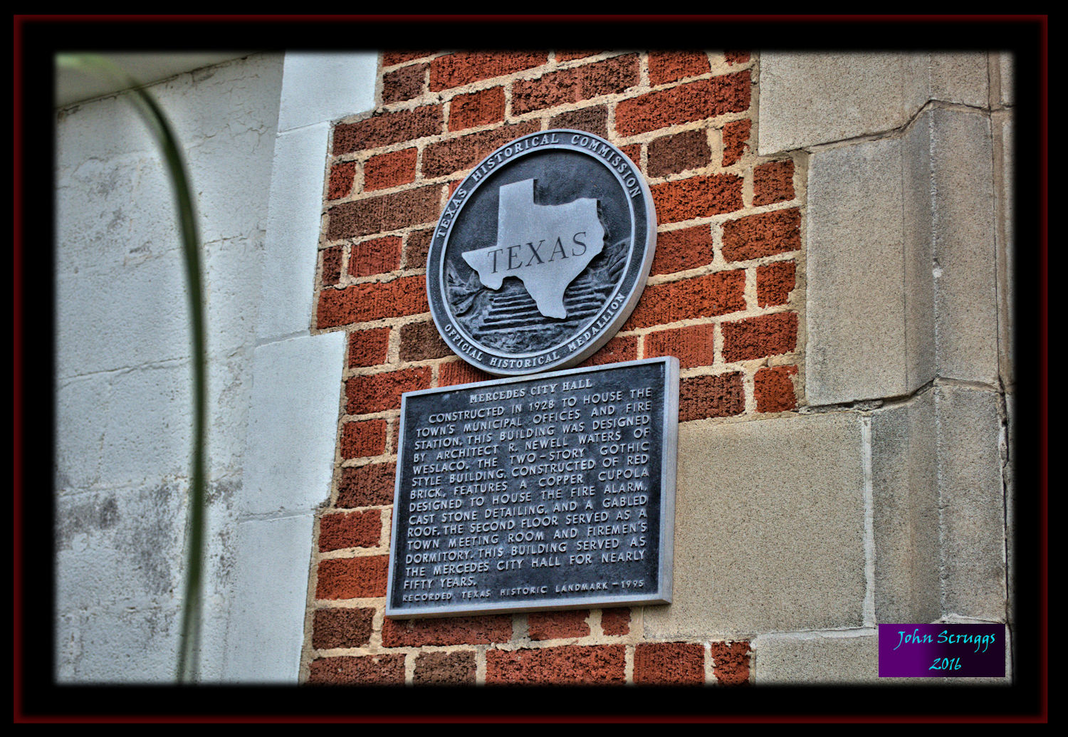 Hidalgo County Texas - Courthouse and Other Interesting ...